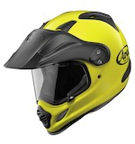 Arai XD-4 Hi-Viz Neon Helmet
