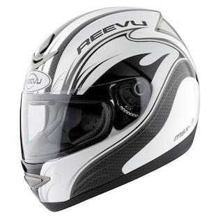 Reevu MSX1-R Rear-View Helmet