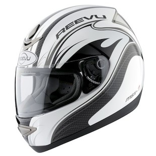 Reevu MSX1-R Rear-View Helmet (Closeout)