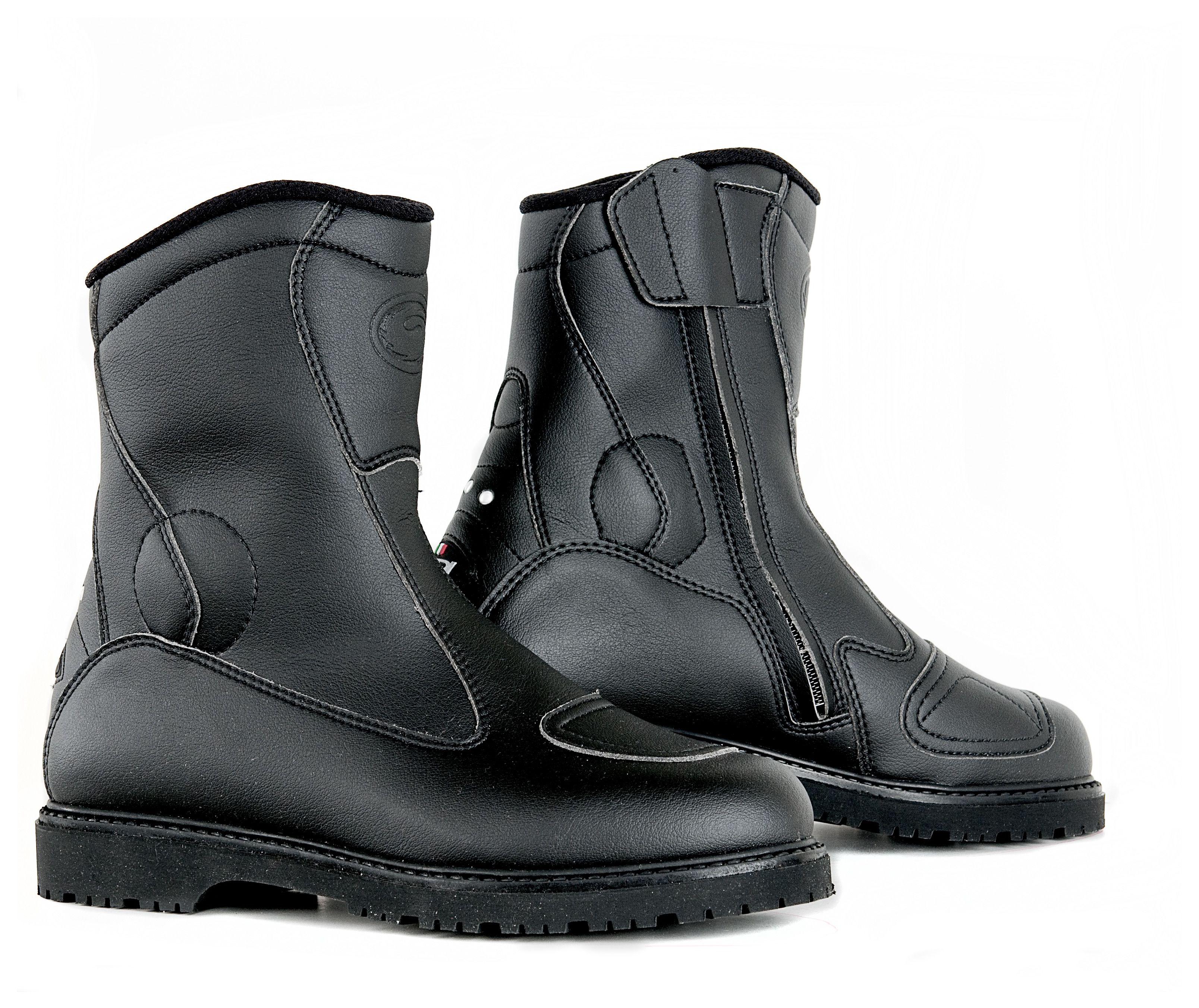 SIDI Traffic Rain Boots - RevZilla