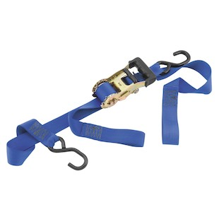 "Ancra Big Bike 1.5"" Ratchet Tiedown Straps"