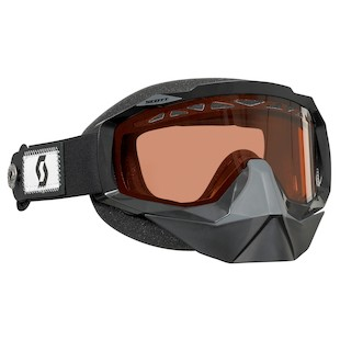 Scott Hustle Snowcross Speed Strap Goggles