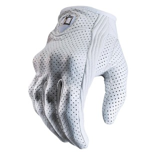 Icon Pursuit Perforated Gloves Closeout (Size 3XL Only)