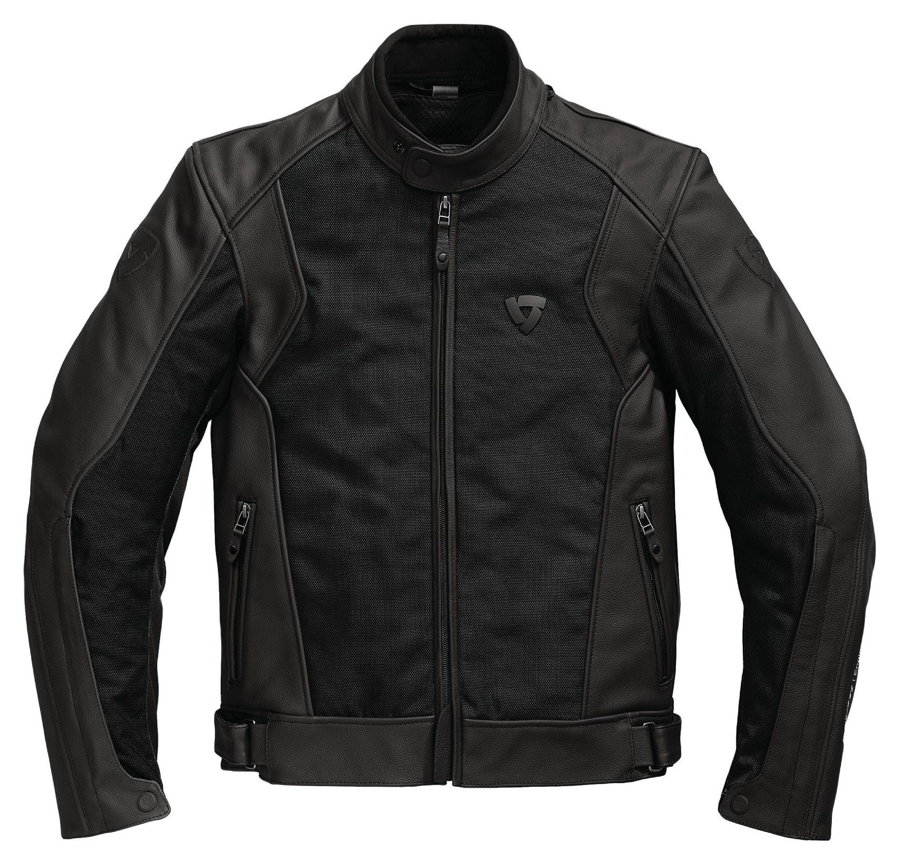 Leather jacket vs motorcycle jacket - Ignition 2 Jacket Revzilla
