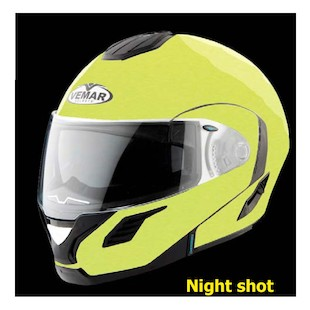 Vemar Jiano EVO TC Night Vision Helmet (Size XL Only)
