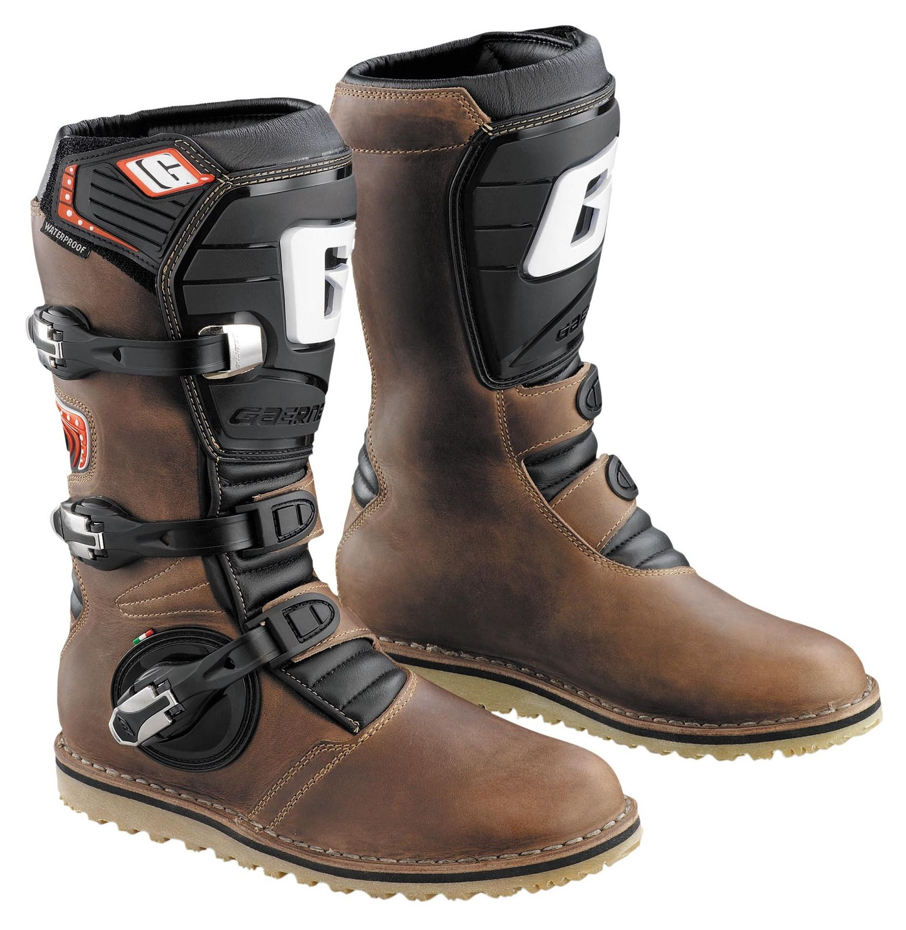 Gaerne Balance Oiled Boots Revzilla