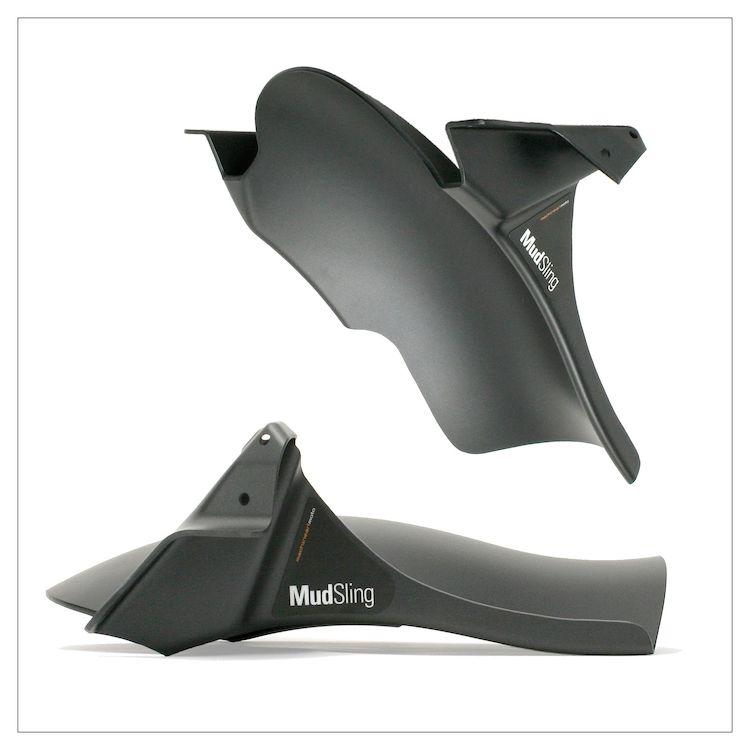 Machineart Moto Mudsling Rear Fender F800GS / F700GS / F650GS 2008-2015