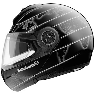 schuberth c3 world helmet. Black Bedroom Furniture Sets. Home Design Ideas