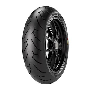 Pirelli Diablo Rosso II Rear Tires