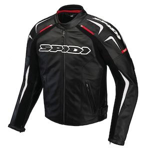 Spidi Track Leather Jacket