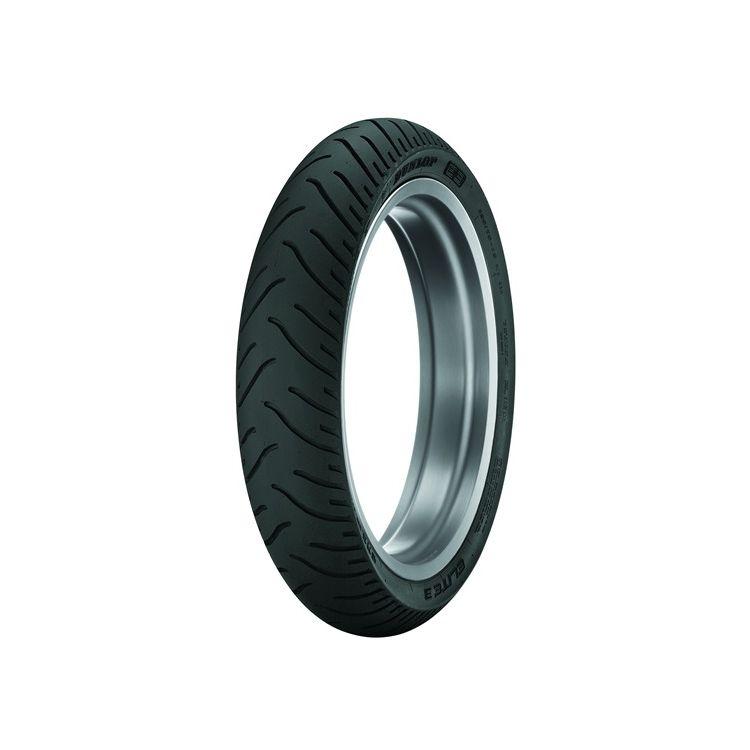 Dunlop Elite 3 Bias Ply Touring Front Tire