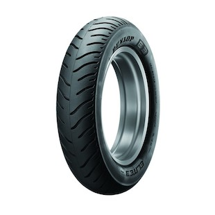Dunlop Elite 3 Bias Ply Touring Rear Tire