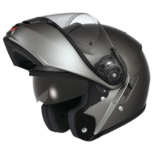 shoei neotec modular helmet revzilla. Black Bedroom Furniture Sets. Home Design Ideas
