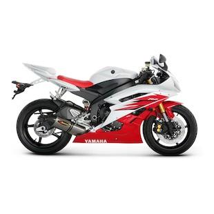 Akrapovic Exhaust System Yamaha R6 2006-2007