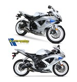 Two Brothers M-2 VALE Exhaust System GSXR600 / GSXR 750 2008-2010