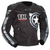 Teknic Rage Jacket - Black/Silver
