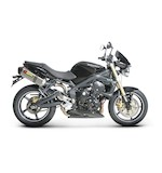 Akrapovic Slip-On Exhaust Triumph Street Triple / R 2008-2012