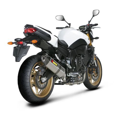 This product is vehicle specific  Click here to select your bike to    Yamaha Fz8 Exhaust