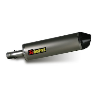 Akrapovic Slip-On Exhaust BMW F650GS / F700GS / F800GS 2008-2013
