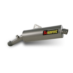Akrapovic Slip-On Exhaust BMW R1200GS / Adventure 2010-2012