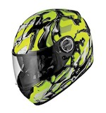 Scorpion EXO-500 Oil Neon Helmet