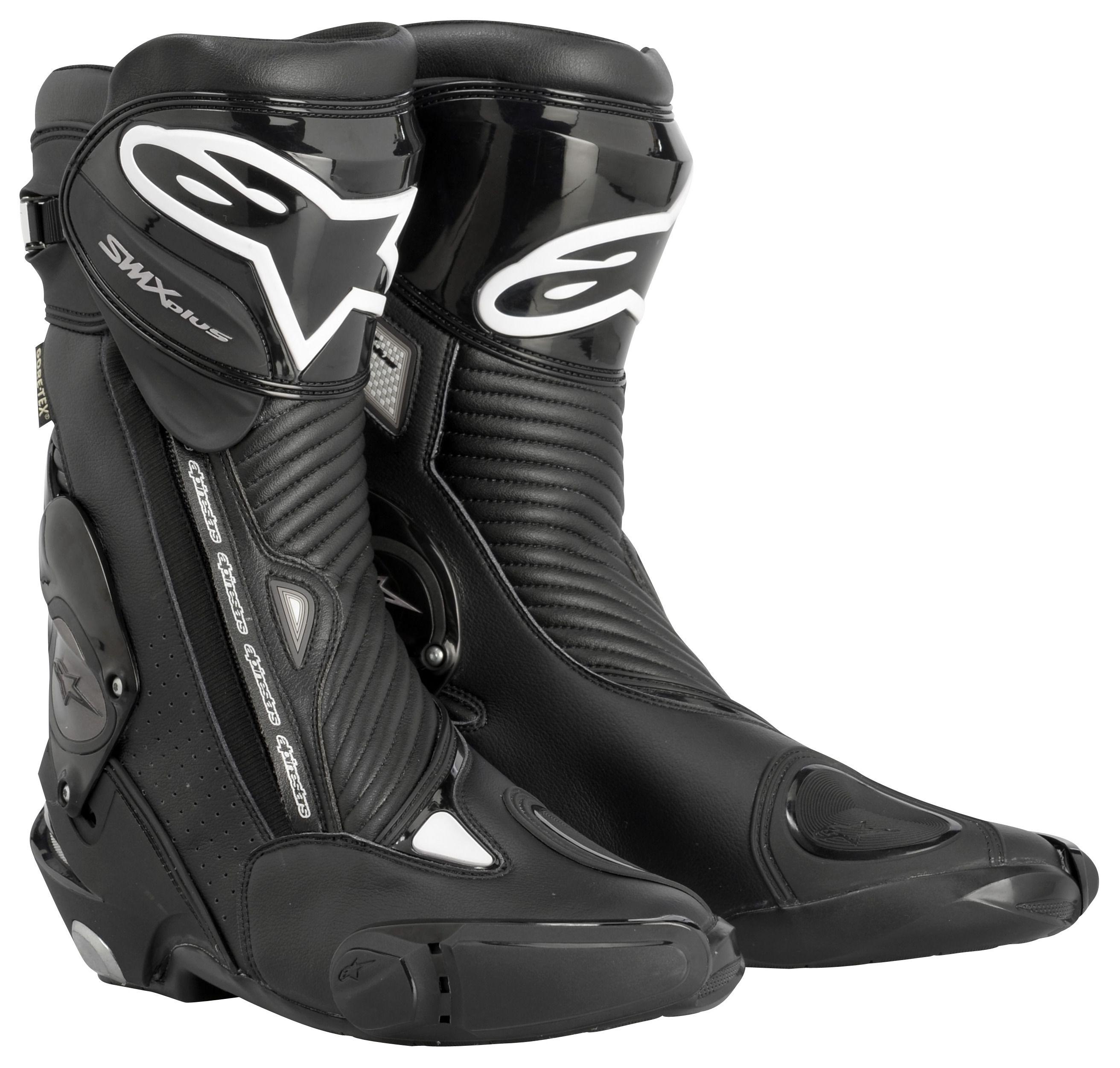 Alpinestars SMX Plus Gore-Tex Boots - RevZilla