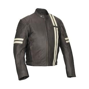 River Road Roadster Vintage Leather Jacket