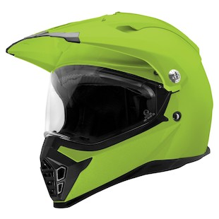 SparX Fluorescent Green Nexxus Helmet