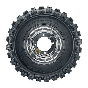 Dunlop Quadmax-Sport Radial Tires