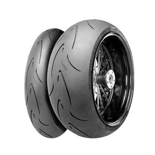 Continental Race Attack Custom Radial Tires