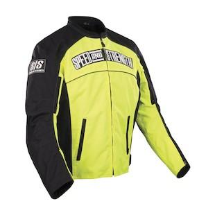 Speed and Strength Seven Sins Hi-Viz Textile Jacket
