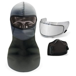 Bell Vortex/RS-1/Star Double Pane Face Shield Kit