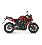 Akrapovic Slip-On Exhaust Kawasaki Ninja 650R / ER6N  2009-2011