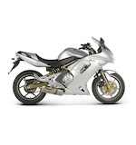 Akrapovic Slip-On Exhaust Kawasaki Ninja 650R / ER6N 2006-2008