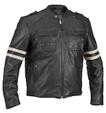 River Road Baron Retro Leather Jacket