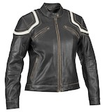 River Road Women's Babe Vintage Leather Jacket