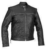 River Road Mortar Leather Jacket