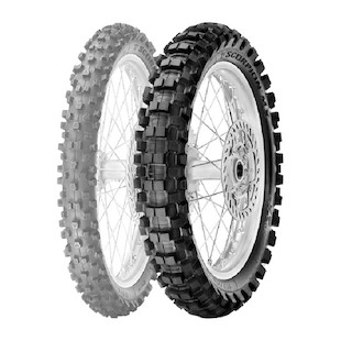 Pirelli MX Extra J Rear Tire