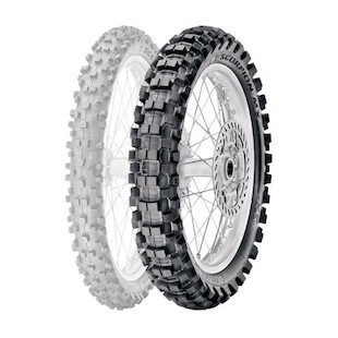 Pirelli MX Extra X Rear Tire