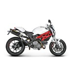 Akrapovic Slip-On Exhaust Ducati Monster 696 796 1100/S