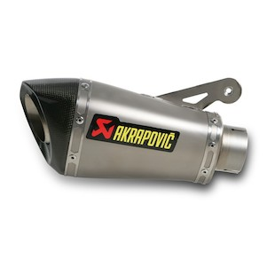 Akrapovic Slip-On Exhaust BMW S1000RR 2010-2013
