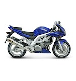 Akrapovic Slip-On Exhaust Suzuki SV1000S 2003-2006