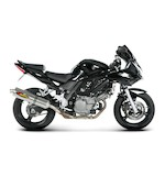 Akrapovic Slip-On Exhaust Suzuki SV650S 2005-2006