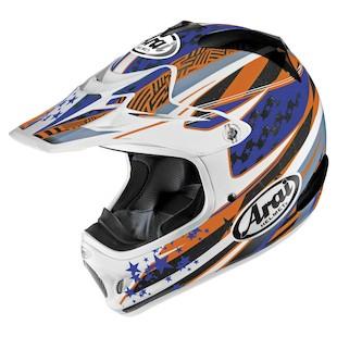 Arai VX Pro-3 Multi Blue Helmet