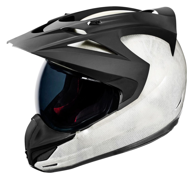 Bluetooth Motorcycle Helmet >> Icon Variant Construct Helmet - RevZilla