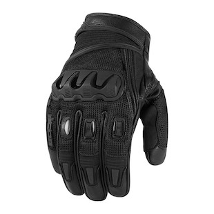 Icon Compound Mesh Short Gloves