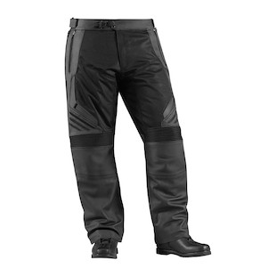 Icon Compound Mesh Overpants
