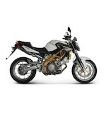Akrapovic Slip-On Exhaust Aprilia Shiver 750 2008-2009