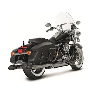 Akrapovic Slip-On Exhaust For Harley Touring 2006-2016
