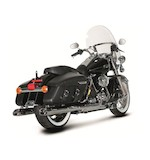 Akrapovic Slip-On Exhaust For Harley Touring 2006-2015